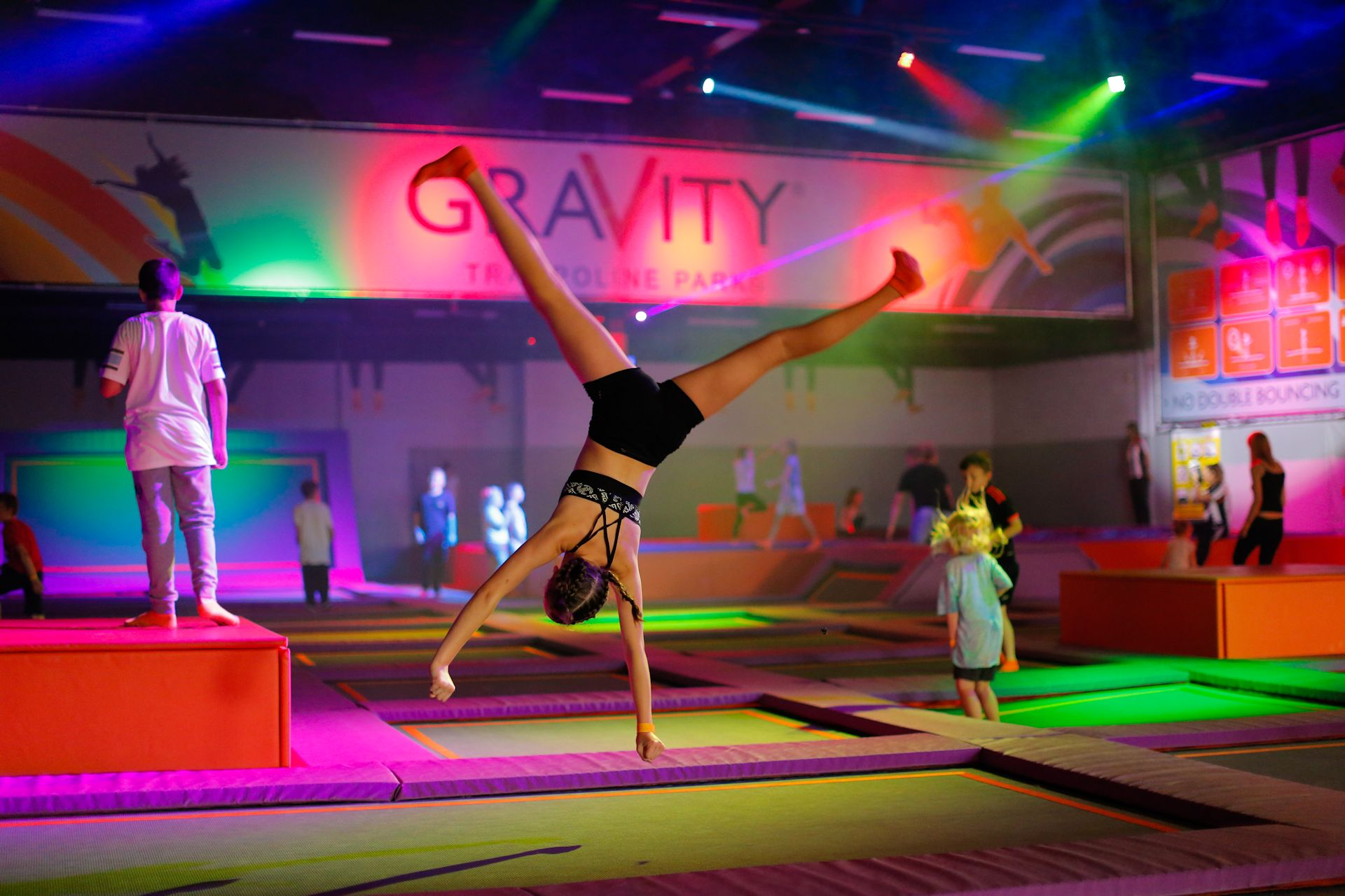 Gravity Trampoline Park Edinburgh City Pass