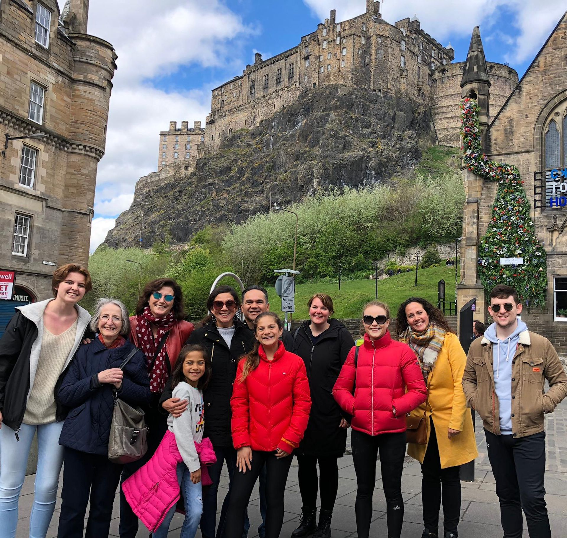 Harry Potter Walking Tour Edinburgh